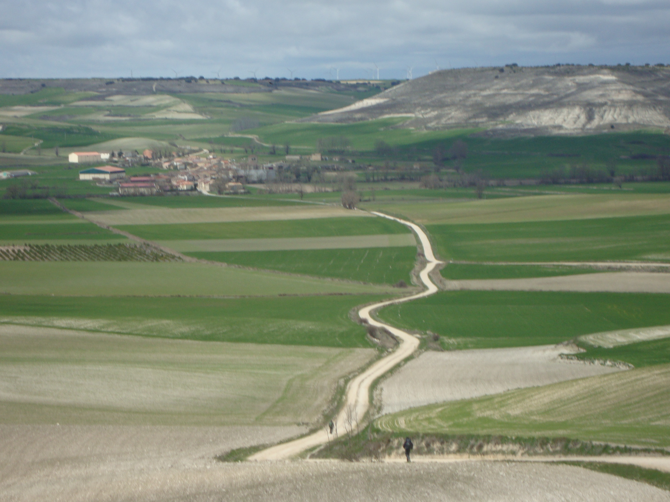 12.- BURGOS-HORNILLOS DEL CAMINO  (21,4 km)